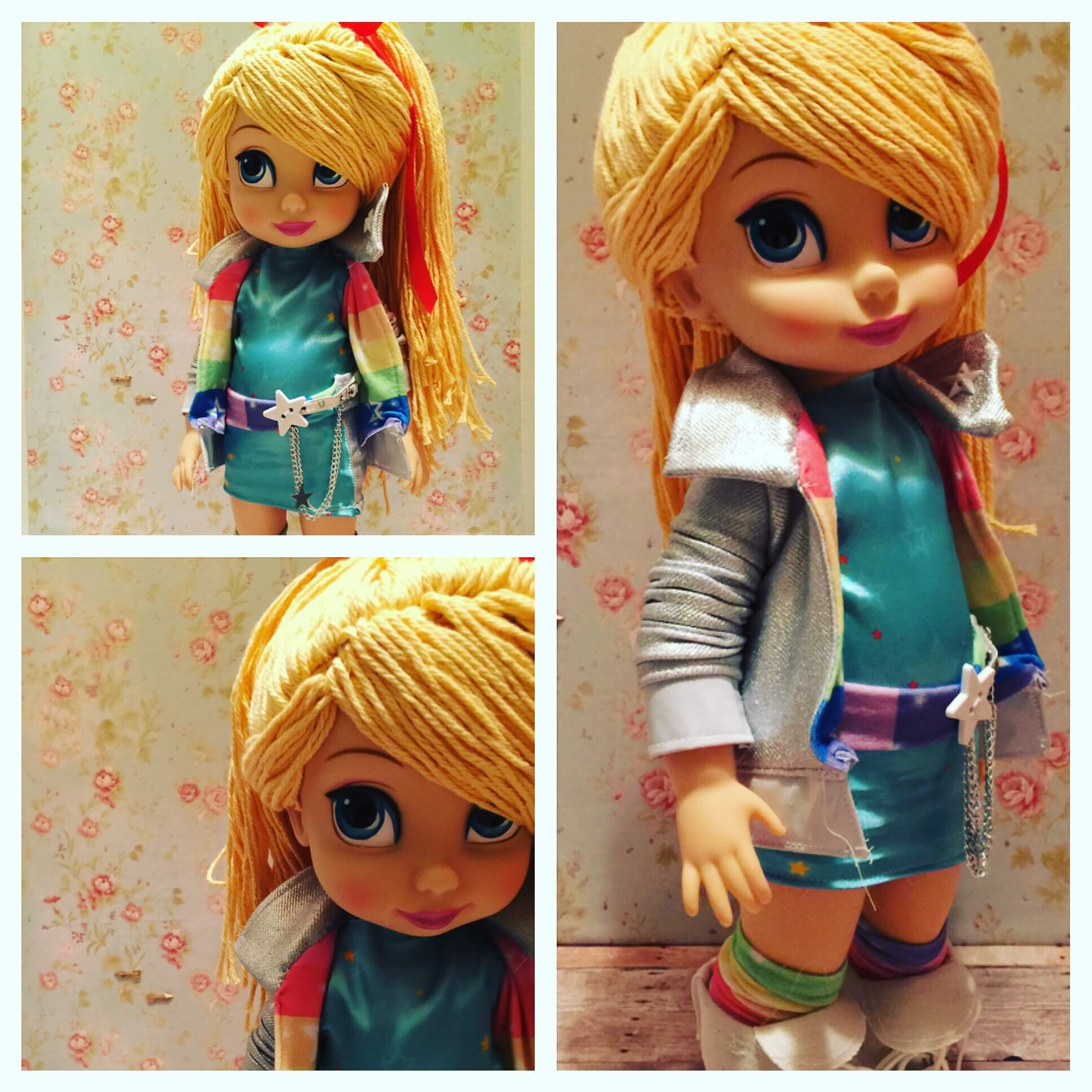 Custom Rainbow Brite by Stormie Studies