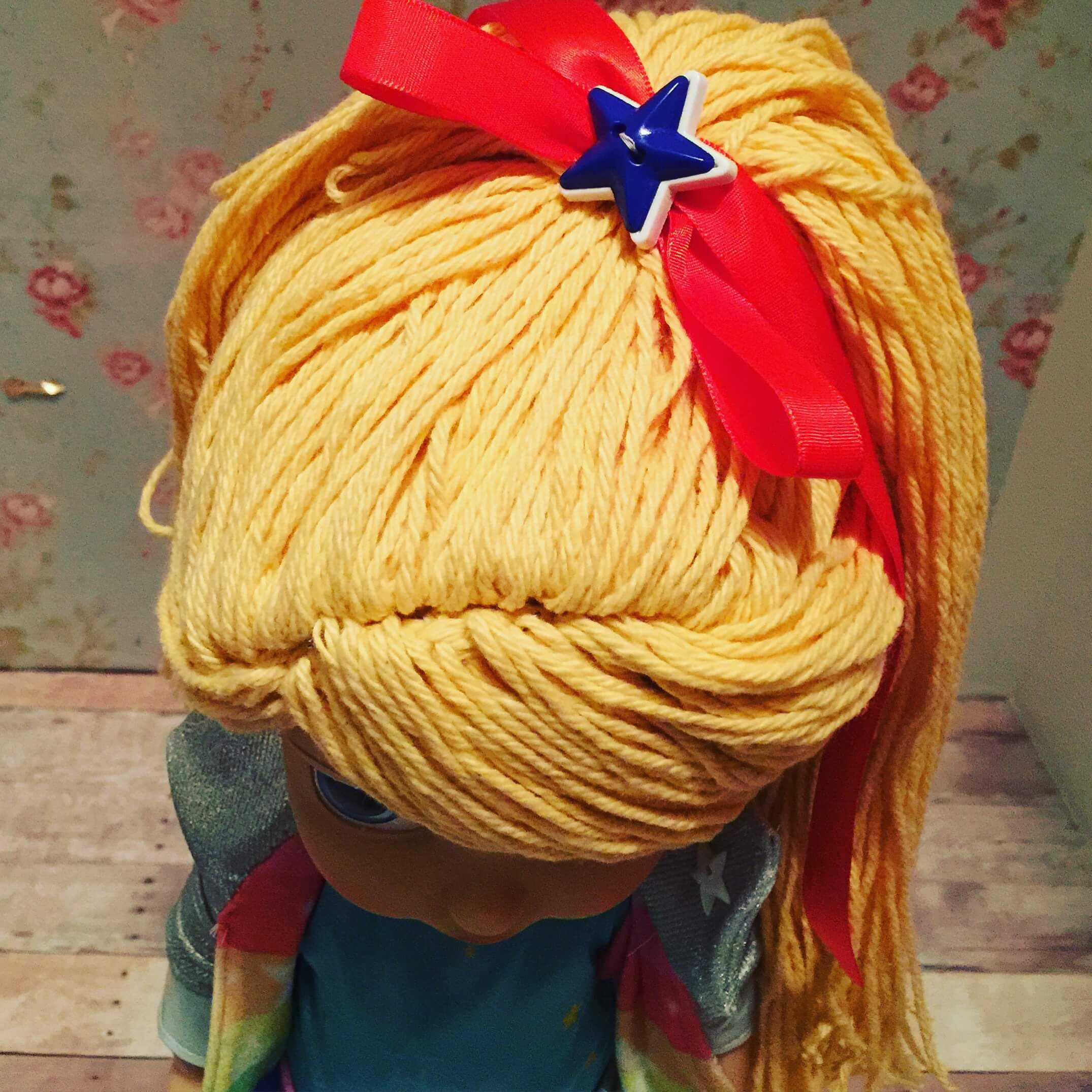 Rainbow Brite Doll by Stormie Studio