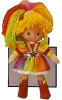 9 inch Dress up<br />Rainbow Brite<br />Doll
