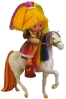 Dress up<br />Rainbow Brite<br />Doll and<br />Starlite Horse