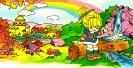 Rainbow Brite Books