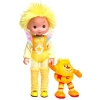 9 inch Canary<br />Yellow Doll
