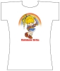 Rainbow Brite<br />with Wand<br />Changes Tee<br />Shirt