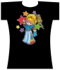 Raver Girl<br />Rainbow Brite<br />Changes Tee<br />Shirt