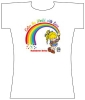 Color the World<br />Rainbow Brite<br />Changes Tee