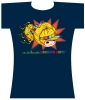 Rainbow Brite<br />with Visor<br />Changes Tee<br />Shirt