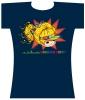 Rainbow Brite with Visor Changes Tee Shirt