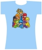 Rainbow Brite<br />Raver Group<br />Changes Tee<br />Shirt