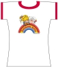 Rainbow Brite<br />Logo Changes<br />Tee Shirt