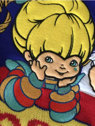 Rainbow Brite Jumper