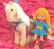 Super Girl and Comet