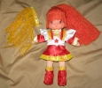 Lala Orange Dress Up Doll