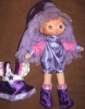 Shy Violet Dress Up Doll
