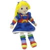 Rainbow Brite Rag Doll