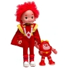 9 inch Red Butler Doll