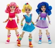 Rainbow Brite Doll Group