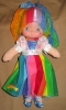 Custom Rainbow Dress Up