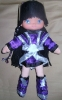 Dark Stormy Dress up Doll