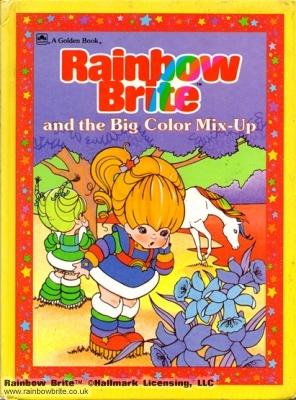 Big Color Mix-up Cover