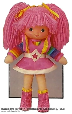 9 inch Dress up Tickled Pink Doll