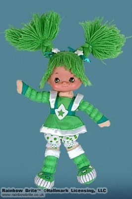 Patty OGreen Plush Doll