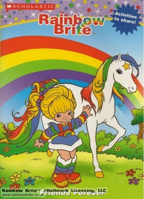 Rainbow Brite: Friends Forever