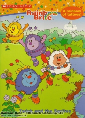 Rainbow Brite: Twink and the Sprites